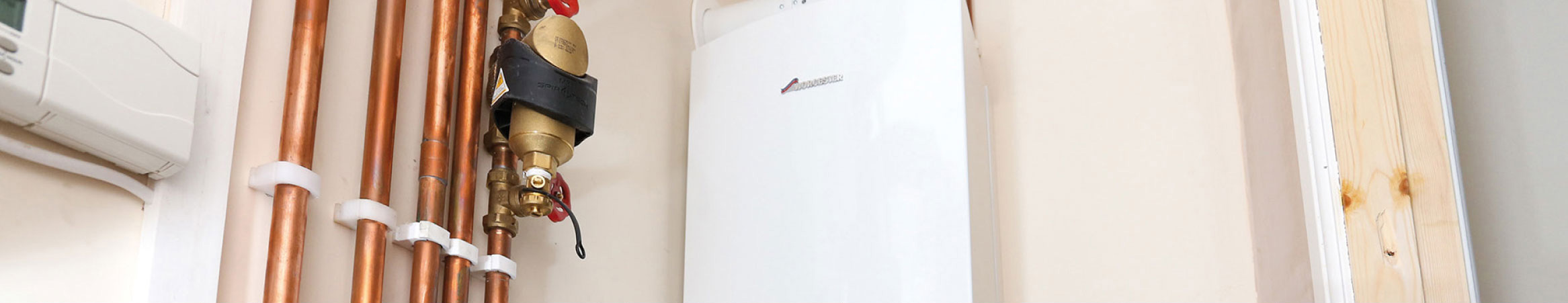 New boiler installation Bramhall